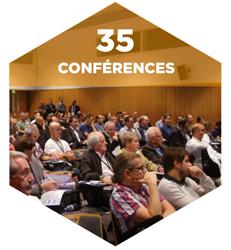 35 conférences